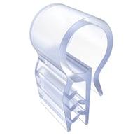 Gitterbox-Clip für Sichttasche