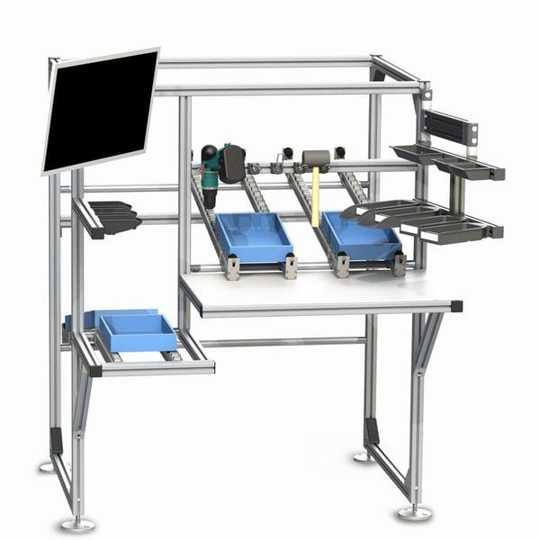 FATH applications work station design ergonomical