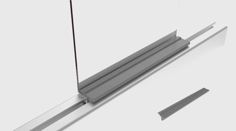 Glazing Strip for Insert Profile I AL