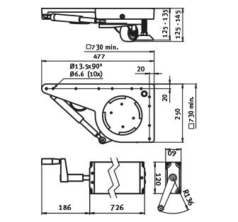 2016-12-19-FATH-Lift-Castor-hydraulic-drawing-02