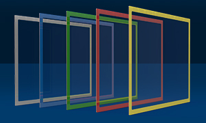 magnetic document windows